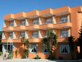 Hotel Ancora - Entrada