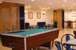 Hotel Ancora - Salon de juego